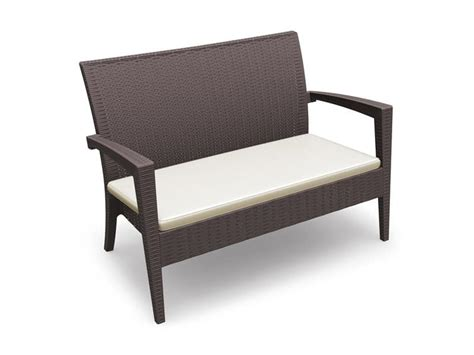 divanetti per esterni divanetto impilabile da giardino resistente al sole