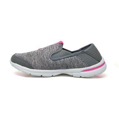 Sepatu Kasual Pria Slip N Breathable Abu Abu T1910 5 jual power sepatu wanita power n walk calm 5282097 abu abu