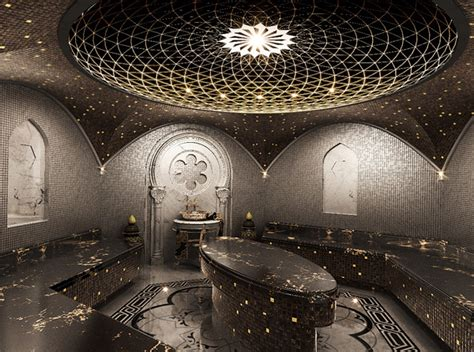 turkish interior design hamam design turkish bath on behance