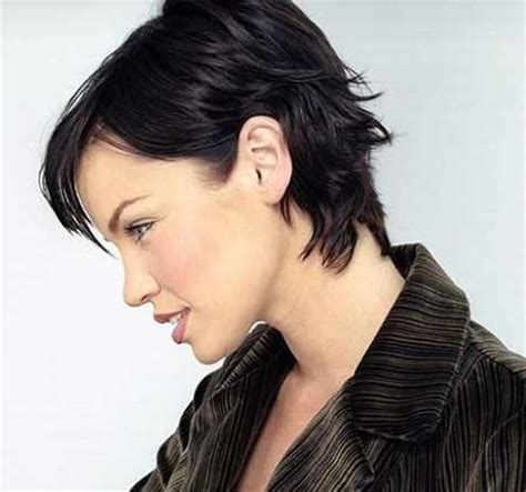 pixie cut with waves new short wavy hairstyles short hairstyles 2017 2018
