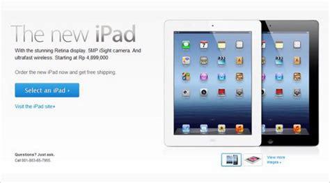 Dan Tipe Tablet Apple inilah harga new di indonesia kabar berita