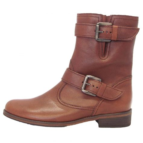 mid calf boots gabor boots womens mid calf boots in brown mozimo
