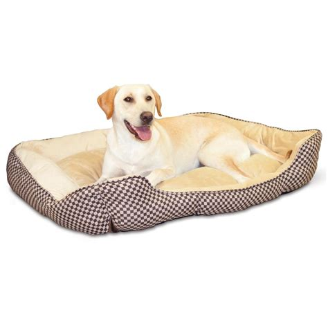 heated pet bed comfort ease 174 large heated pet bed 208873 kennels
