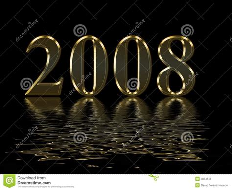 new year stock images happy new year 2008 stock photos image 3854673