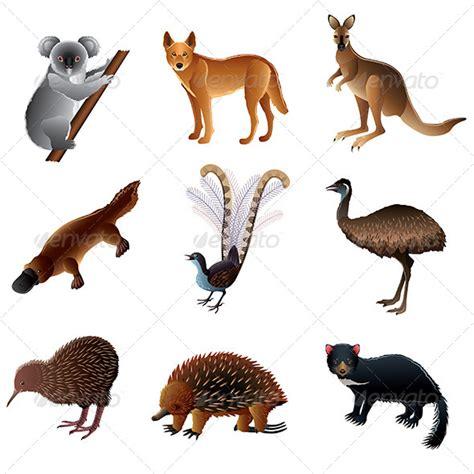 Home Design Software Australia Free by Australian Animals Set Graphicriver