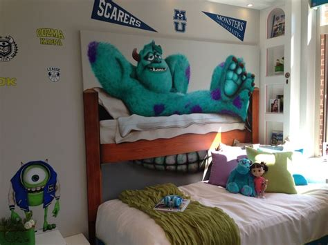 monsters inc bedroom pin by polygon homes on ready set study pinterest