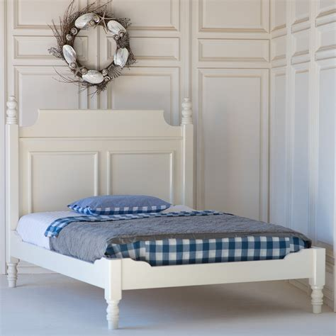 In The Bed by Sweet Carolina Child S Bed Low Footboard By The Beautiful