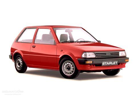 toyota starlet toyota starlet 3 doors specs 1984 1985 1986 1987