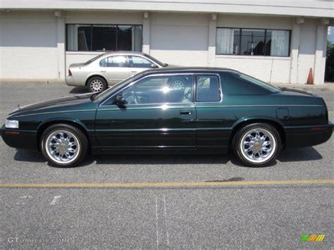1999 cadillac eldorado polo green 1999 cadillac eldorado touring coupe exterior