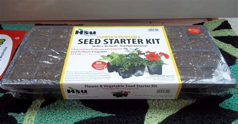 2017 Newsletter 7 Your Garden Seeds Are Here Vegetable Garden Seed Kits