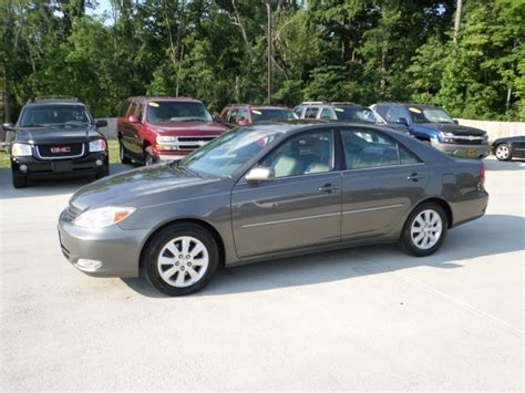 2003 toyota camry xle v6 2004 toyota camry xle v6 for sale in cincinnati oh
