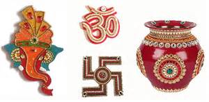 Religious Home Decor home indian handicraft hindu religious symbols for home decor