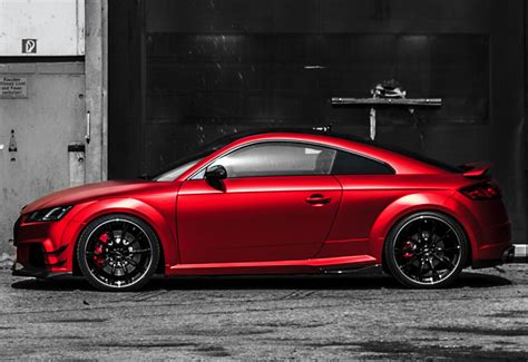 2017 Audi TT RS Coupe ABT RS R specifications, photo, price, information, rating