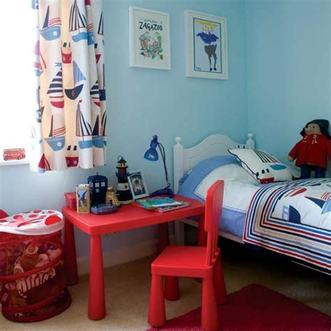 nautical bedroom curtains boy s nautical bedroom housetohome co uk