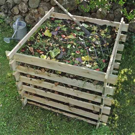 Backyard Compost by Start A Compost Pile To Help Your Garden Grow