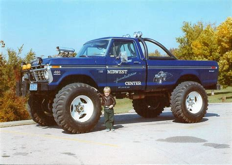 history of bigfoot truck bigfoot vs usa 1 the birth of truck madness