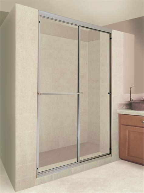 how to clean sliding shower doors 17 best ideas about sliding shower doors on