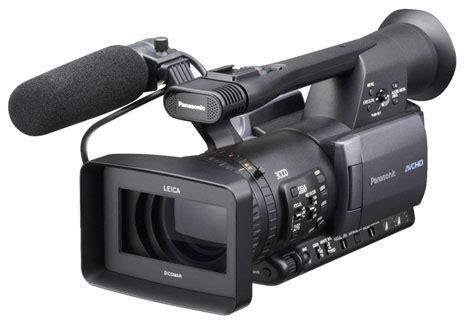 dvuser: panasonic all new ag hmc151 avchd camcorder