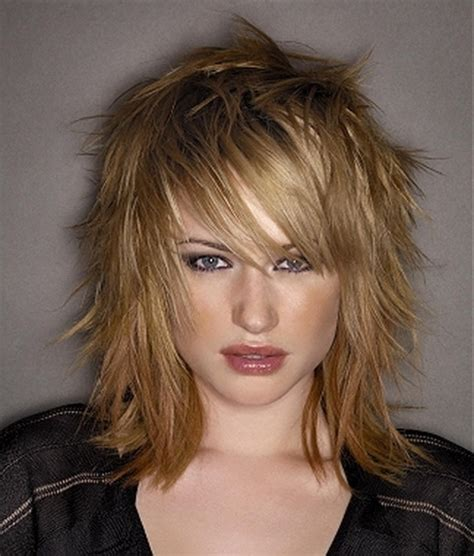 Razored Hairstyles by Razored Layered Haircuts