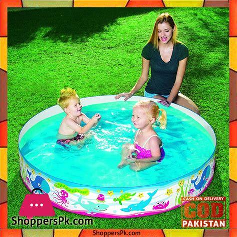 Bestway Fill N Pool 55029 bestway fill n vinyl play pool 5 55029 shoppers pakistan