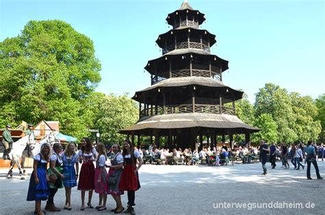 Englischer Garten München Biergarten Chinesischer Turm by Die Sch 246 Nsten Biergarten Im Englischen Garten In M 252 Nchen
