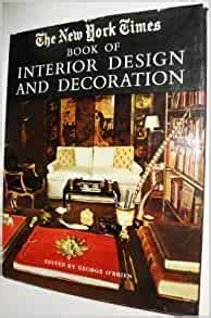 york times book  interior design  decoration