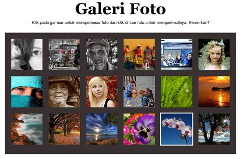 membuat zoom image dengan javascript membuat efek zoom pada galeri foto dengan jquery zoomooz