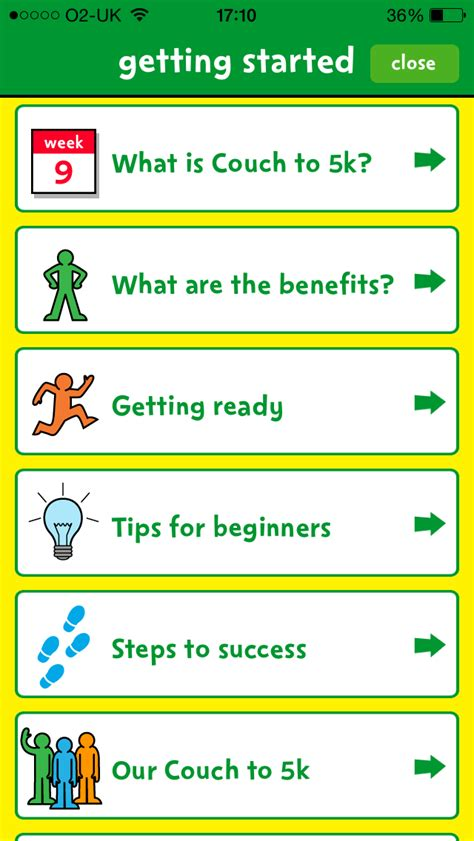 To 5k Nhs App by Healthy Living 10 Nhs To 5k App Review Essays And
