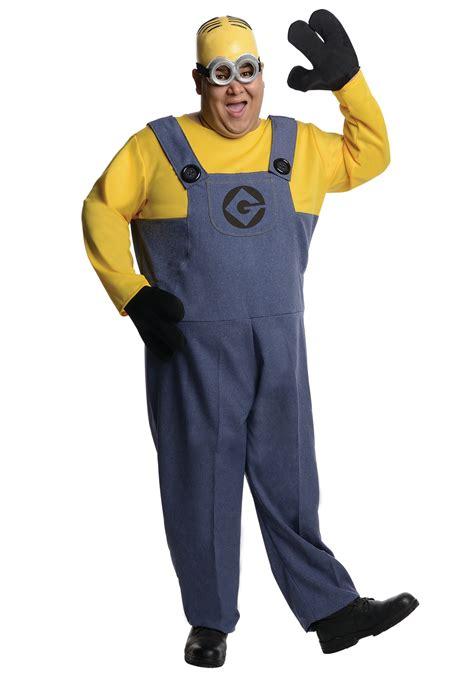 minion costumes plus size dave minion