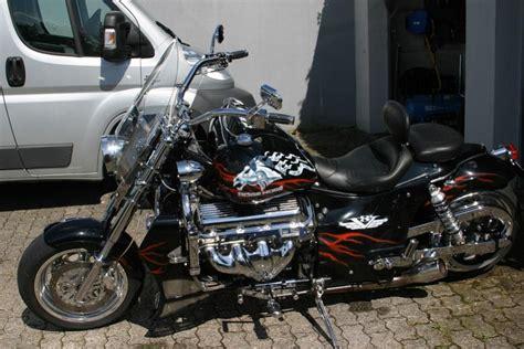 Boss Hoss Motorrad Hubraum by Boss Hoss 502