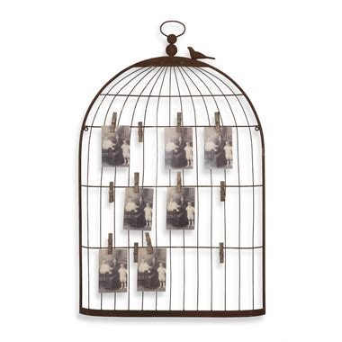 restoration hardware baby and child bird cage wall art look 4 less