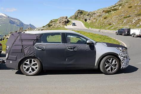 All New Kia Sorento 2015 Kia Cars News 2015 Kia Sorento Spotted Testing In The Alps