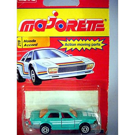 matchbox honda accord majorette honda accord global diecast direct