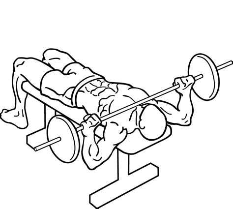 what is a flat bench press wide grip bench press add this chest exercise to your