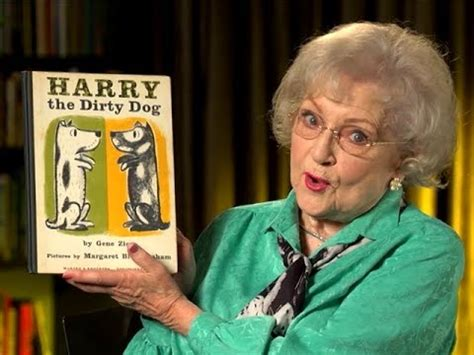 Betty The Book harry the read by betty white