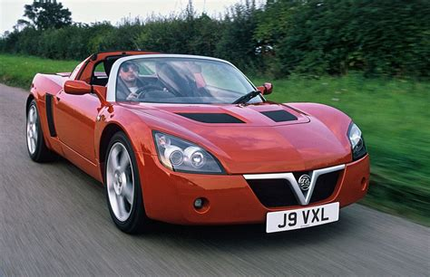 vauxhall vx220 roadster 2000 2005 driving