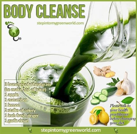 Organ Cleanses Detox by Cleanse Food Drinks To Try