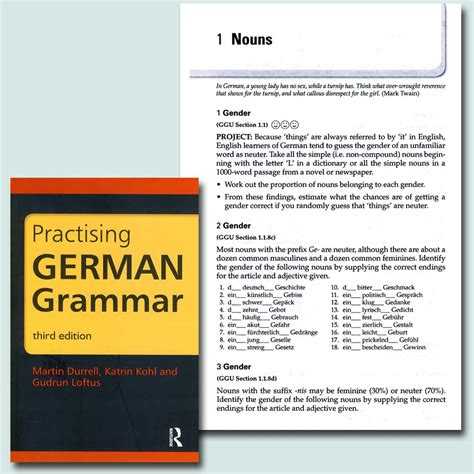 practising german grammar 1444120174 resource books teacher s discovery