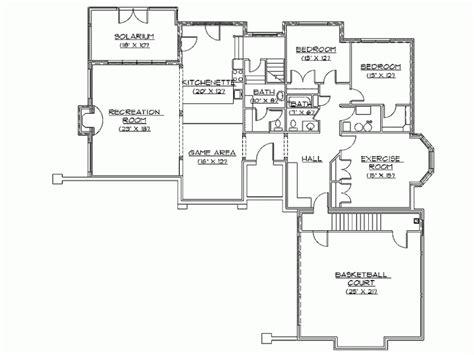 28 rambler floor plans walkout basement 301 moved