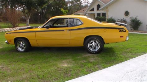 plymouth 340 duster 1971 plymouth duster 340