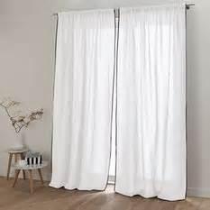 rideaux blanc 3suisses