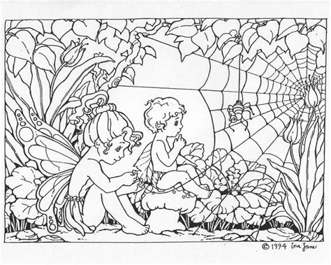 coloring pages for adults exles elvenpath coloring pages fate