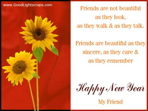 happy new year my friend new year quotes pictures images photos