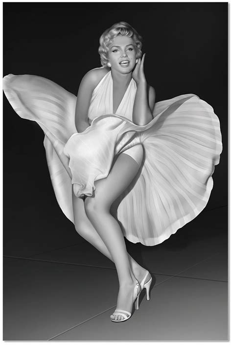 marilyn monroe black and white black and white marilyn monroe wall art from jnm coleman