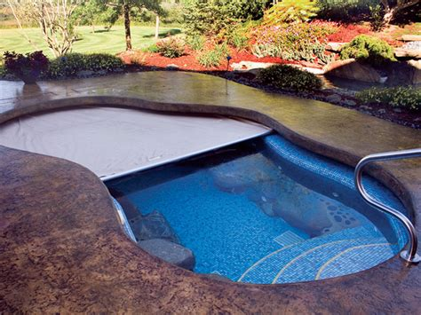covered swimming pool cost of a pool cover north california
