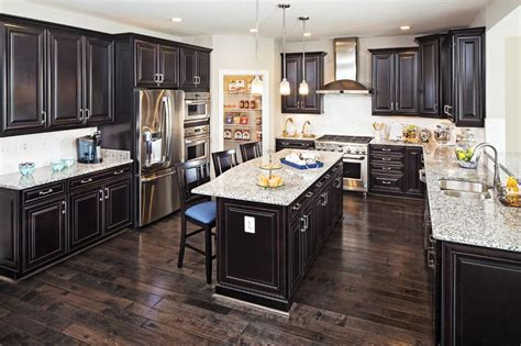 toll brothers kitchen cabinets toll brothers the harding kitchen house ideas