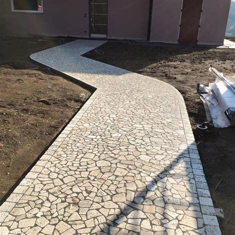 palladiana pavimento palladiana di marmo burattato pavimenti esterni a vicenza