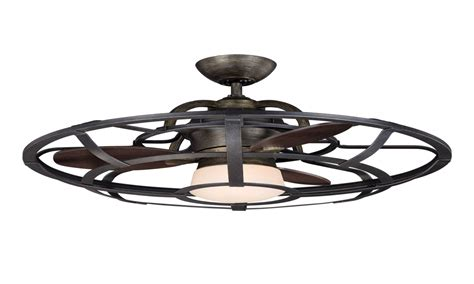 allegheny ceiling fan rustic industrial ceiling fan with light size of
