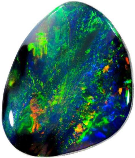 0 90 Cts Black Opal Jarong 4480 best opals images on gemstones