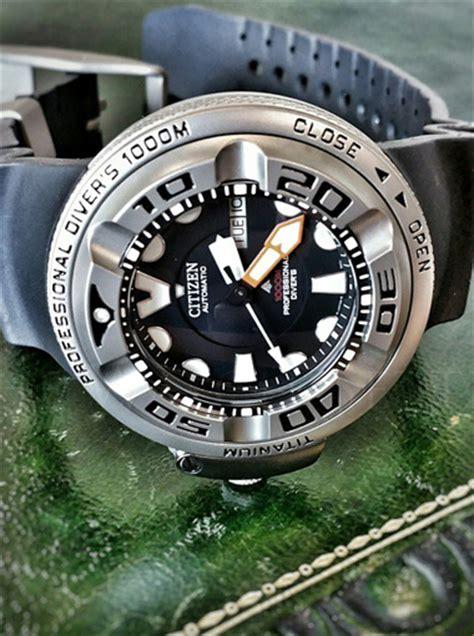 citizen dive citizen citizen eco drive professional diver bj8050 08e dive